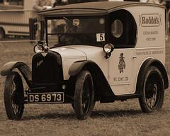 Rodda's-cream (mary~lou) Tags: old nikon cornwall d70 vehicle van maryfletcher 15challengeswinner mary~lou