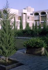 Government Hostel, Islamabad (Iqbal Aalam) Tags: pakistan modernarchitecture islamabad capitalcity doxiadisassociates gerardbrigden