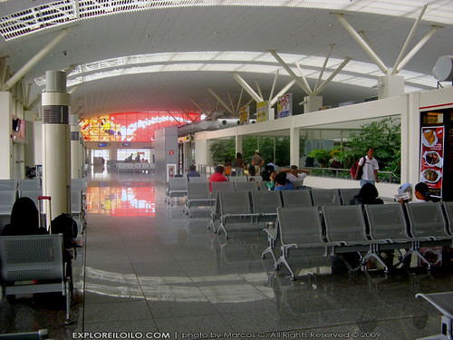 iloilo aiport terminal fee