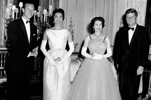 Jackie O Ball gown