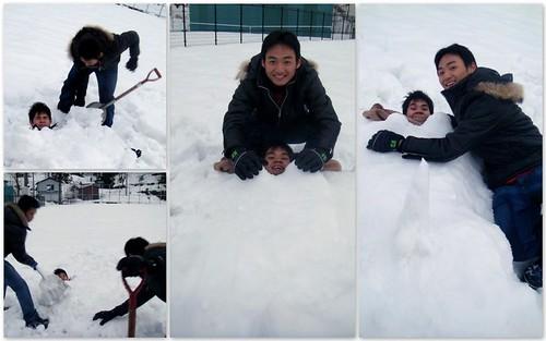 09-01-17 Snowman Construction1