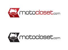 Motocloset.com Logo Design