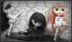 Janeiro rosa -Betina e amigas