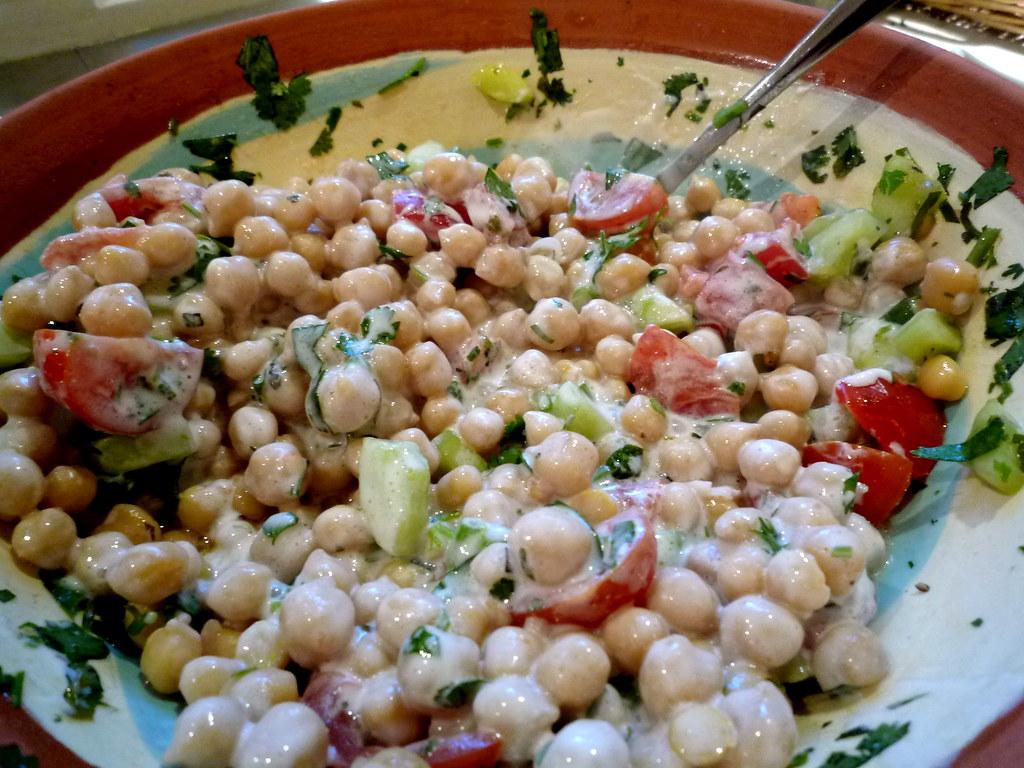 Schatzi's salad