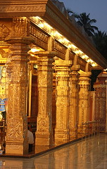 Mangalore - Pillers (Nagaraj B R) Tags: india temple karnataka mangalore pillers kudroli