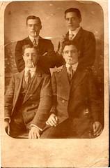 4 men 1920