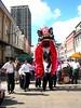 Chinatown during CNY festivities (c_chan808) Tags: chinese newyear honolulu yearoftheox