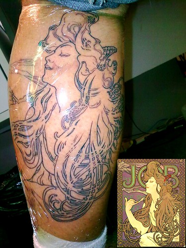 Mucha Tattoo [2009]
