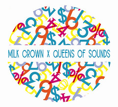 MILK CROWN meets CLUB SNOOZER and Queens Of Sounds Vol.1 Launch Party in JAPAN Badge