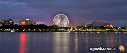 The Brisbane Wheel (or whatever it's called)