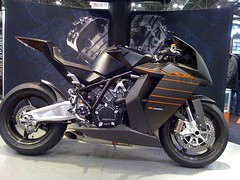 nyc ktm motorcycle javits rc8