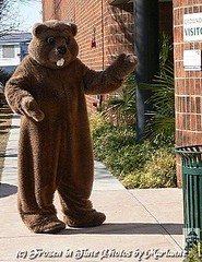 GROUNDHOG SAW ITS SHADOW- HAPPY GROUNDHOG DAY EVERYONE!!!! (Frozen in Time photos by Marianne AWAY OFF/ON) Tags: costumes holidays groundhog happyholidays groundhogday groundsforsculpture youlookinatme hamiltonnewjersey abigfave nationalgeographicwannabes heartawards ilovemypics photographersgonewild groundsforsculpture212009 nationalgeographiswannabes