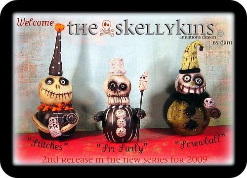 Skelly-kins Crew #2