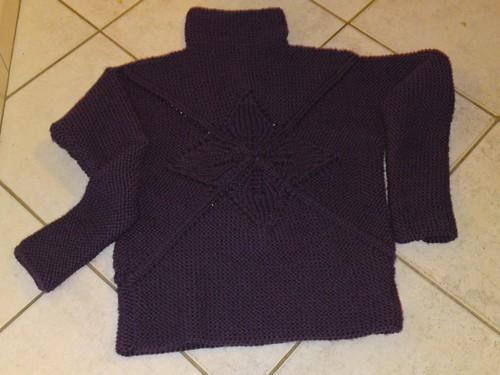 Counterpane Pullover