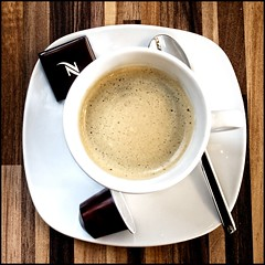 Nespresso - What else? (Ronny Stiffel) Tags: wood morning bw food brown hot colour roma cup water coffee caf colors cake breakfast photoshop canon dessert george warm drink sweet chocolate coffeecup culture kaffee tasty steam sugar starbucks mug espresso taste spicy nescafe latte cappuccino expresso variations schokolade efs nestle decaf clooney cappucino cosi nestl mocca aroma nespresso capsula krups capsules espressomachine kaffeemaschine ristretto nescaf intenso macchinetta arpeggio espressomaschine capriccio whatelse essenza coffein espresse livanto vivalto citiz decaffeinato volluto finezzo lattemaciato kapsler espuccino