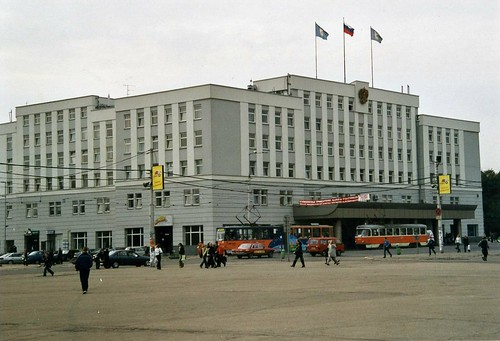 Калининград Kaliningrad Town Hall,2003 ©  sludgegulper