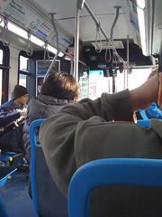 Sunday bus extravaganza: 22 (southbound)