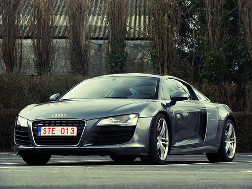 Audi R8 özellikleri Resimleri.