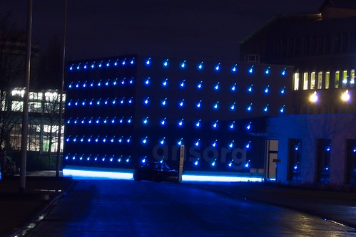 Bürogebäude in Mülheim