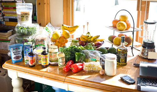 Raw food: getting started