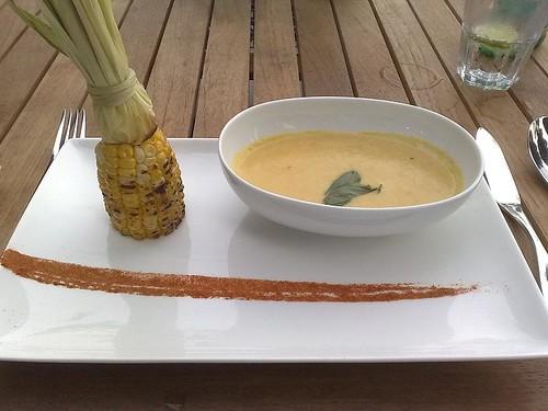 Hokkaido Corn Chowder