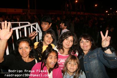 Primera Noche de Festival