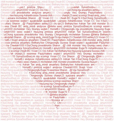 Happy Valentine's day! 2009