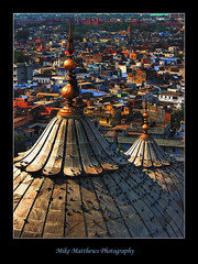 Summit (mike matthews) Tags: travel india tower asia delhi religion masjid jama aplusphoto