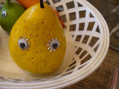 Ms. Fancy Pear