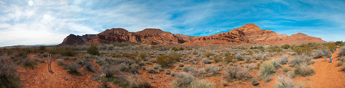 Red Cliffs pano