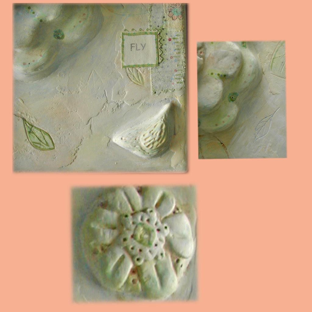 Wall tile detail