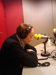 Henk Boes zucht van de man van het Appel van Antwerpen
