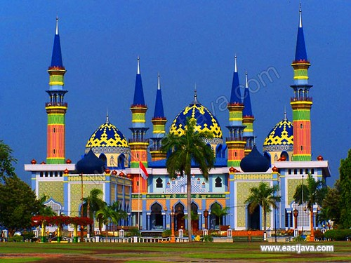 Tuban Great Mosque - Tuban - East Java