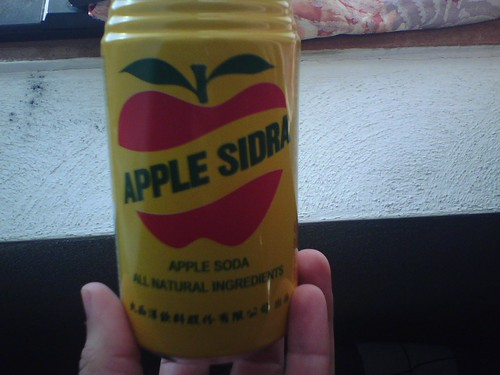 Apple Soda