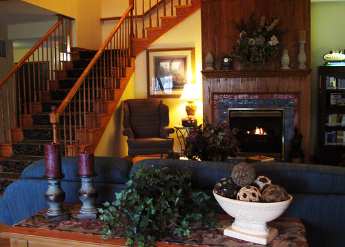 Country Inn and Suites (Wyomissing) Lobby