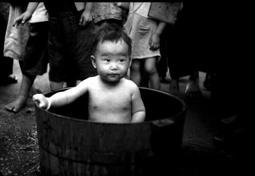 petit garcon chinois