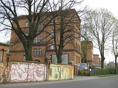 Geschichtsparcour Papestrae (Schockwellenreiter) Tags: schneberg photogabi papestrase geschichtsparcour