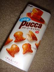 Pucca Creamy Caramel