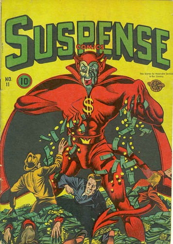 Suspense 11 1945