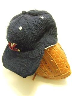 Ravelry: Knit Sox Baseball Hat pattern by Carly Henry