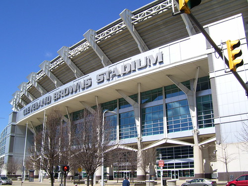 Cleveland - Brown's Stadium
