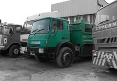 AWD TL (fryske) Tags: truck bedford diesel tl lorry awd