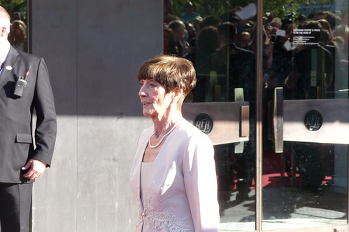June Brown at the BAFTA's