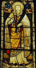 St Tudful, Llandaff (robin.croft) Tags: wales cathedral cardiff saints stainedglass celtic welsh merthyrtydfil llandaff tudful ewardian