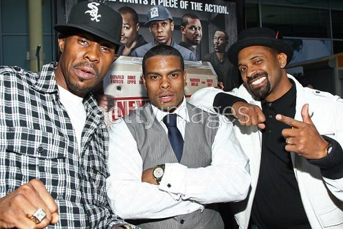 WOOD, BENNY BOOM (director) & MIKE EPPS