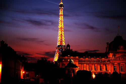 Paris In Technicoloured Dreams