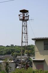 花ノ木の火の見櫓(入間市)