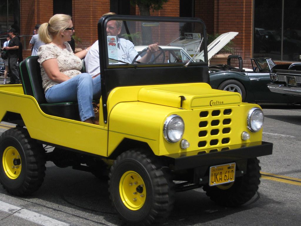 Crofton Bug (1959 - 1962)