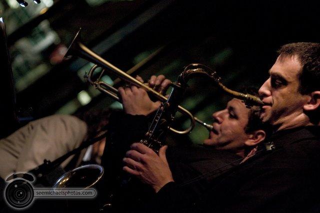 Gilbert Castellanos Quintet at Dizzy's 50209© Michael Klayman-029