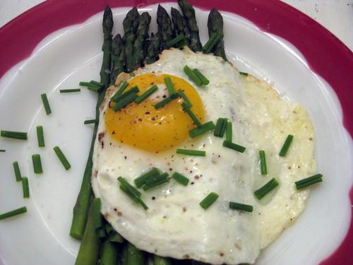 Egg & Asparagus
